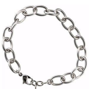 Swarovski Charmed Charm Bracelet
